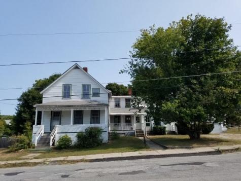 22 Chase Street Claremont NH 03473