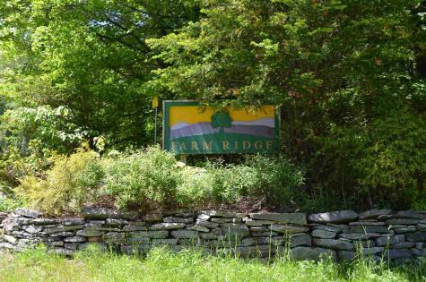 Farm Ridge Road Ludlow VT 05149