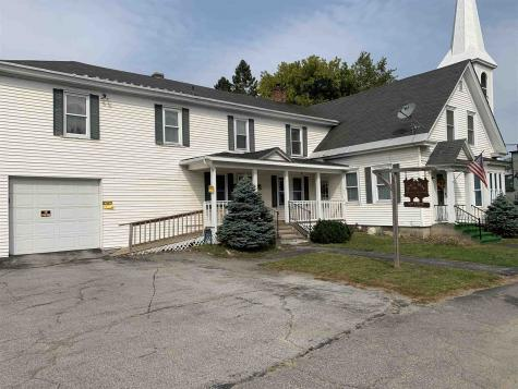 141 Main Street Colebrook NH 03576