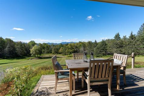 809 Pinnacle Road Stowe VT 05672