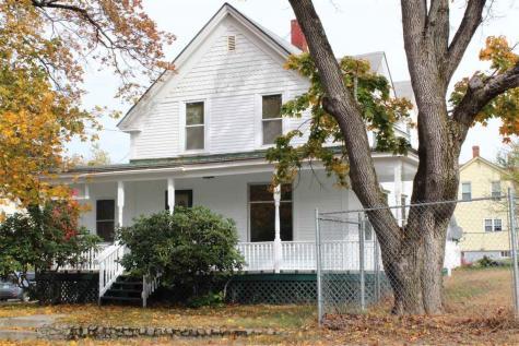 7 Benton Avenue Claremont NH 03743