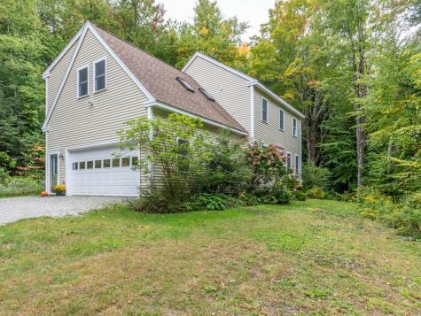 884 Richmond Road Hinesburg VT 05461