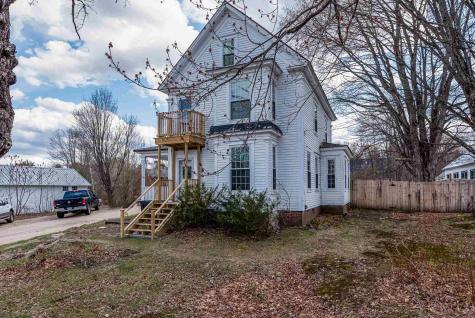 19 Moultonville Road Ossipee NH 03814