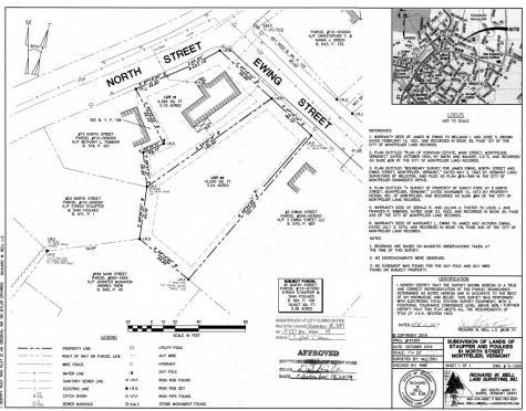 Ewing Street Montpelier VT 05602