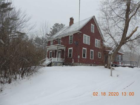 107 Blain Road Canaan NH 03741