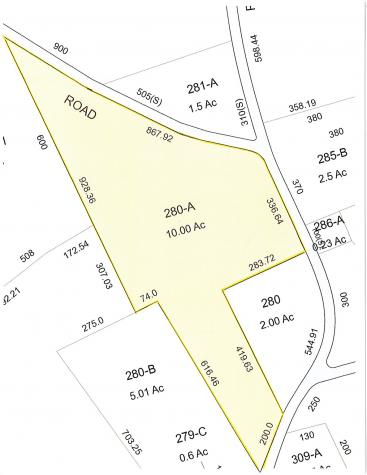 Lot 280-A Ray Road Henniker NH 03242