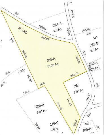 Lot 280-A Ray Road Henniker NH 03242