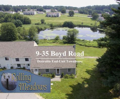 9 Boyd Road Londonderry NH 03053