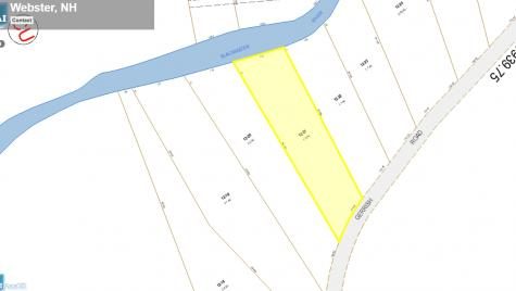 Lot 12-21 Gerrish Road Webster NH 03303