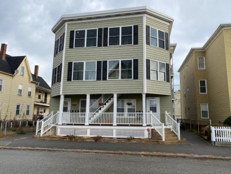 543 Rimmon Street Manchester NH 03102