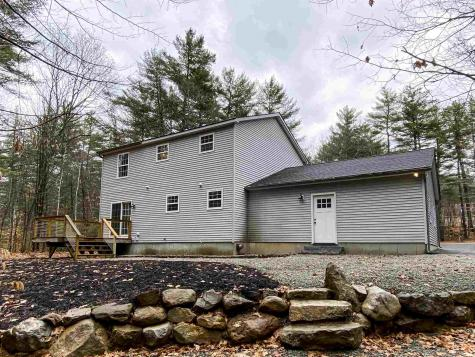 10 Henry Cotton Road Conway NH 03813