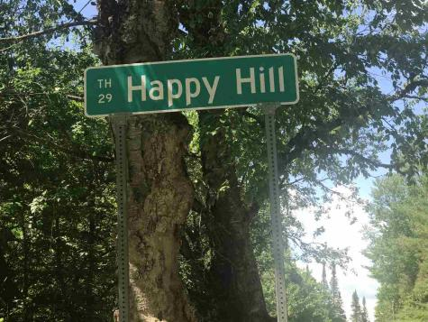Happy Hill Road Lyndon VT 05851