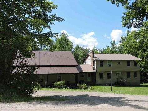 92 Porter Road Plainfield NH 03781