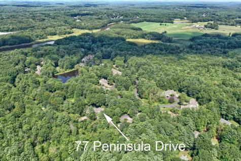 77 Peninsula Drive Stratham NH 03885