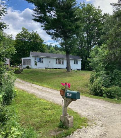 623 Tucker Hill Road Fayston VT 05673