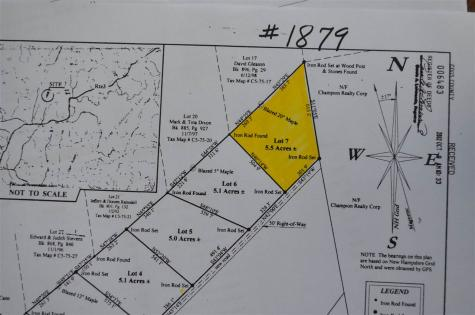 Lot 7 Lonny Demmons Road Pittsburg NH 03592