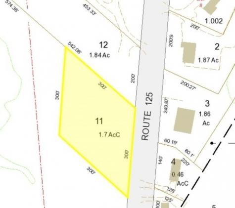 26511 Calef Highway Barrington NH 03835