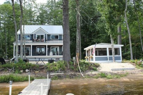 146 Hodson Shore + 7 Trails End Road Ossipee NH 03814
