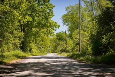Clark Road Cornwall VT 05753