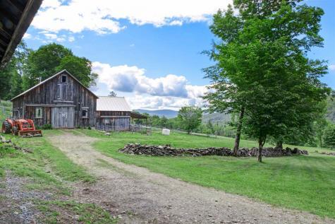 1920 Dowsville Road Duxbury VT 05660