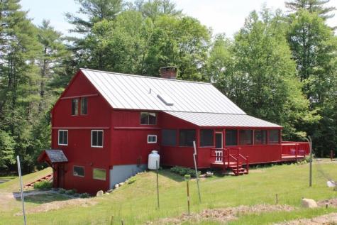 649 Spencer Hollow Road Springfield VT 05156