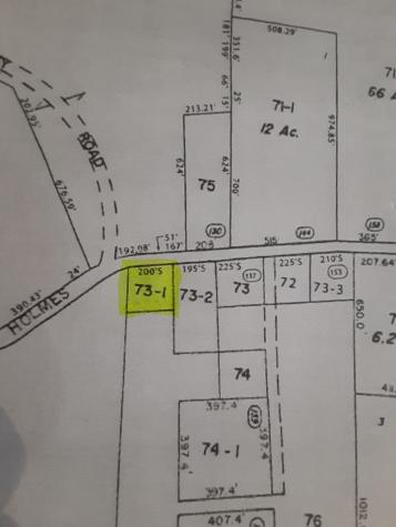 M12 L 73 S1 Holmes Road Barnstead NH 03225