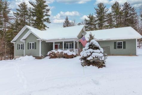 75 Krusch Drive Cambridge VT 05464