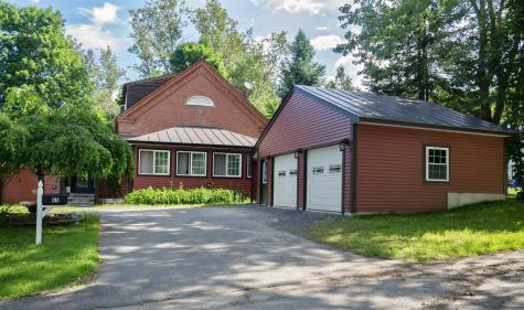 55 Stagecoach Road Northfield VT 05663