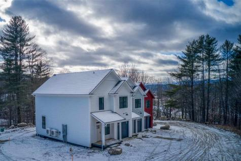 86 Hill Stowe VT 05672