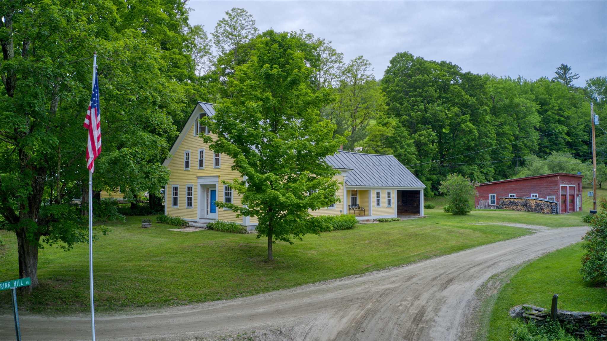 1896 Brink Hill Road Bethel VT 05032