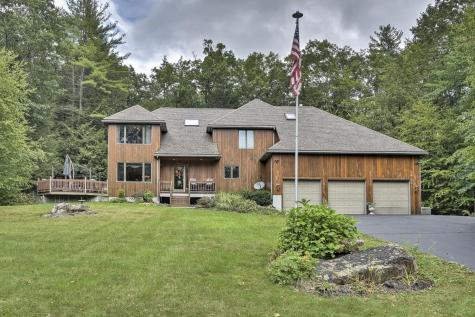 351 N Shore Road Chesterfield NH 03462