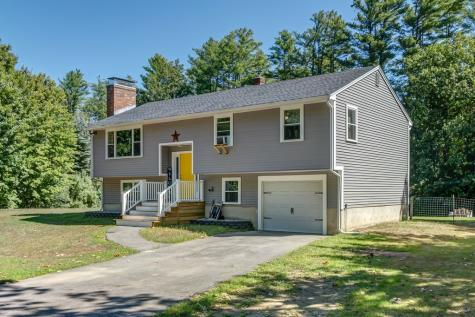 544 Oak Hill Road Northfield NH 03276