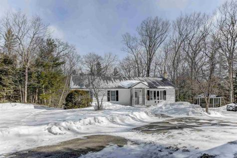 22 Wiles Road Bartlett NH 03812