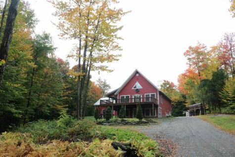 2498 Ayers Hill Road Berkshire VT 05450