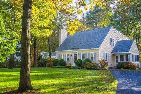 4 Hampshire Drive Concord NH 03301