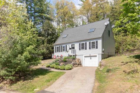 160 Pinecrest Drive Gilford NH 03249