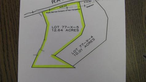 Lot 4 and 5 Ray Road Henniker NH 03242