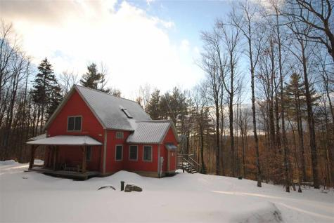 108 Country Lane Wardsboro VT 05355