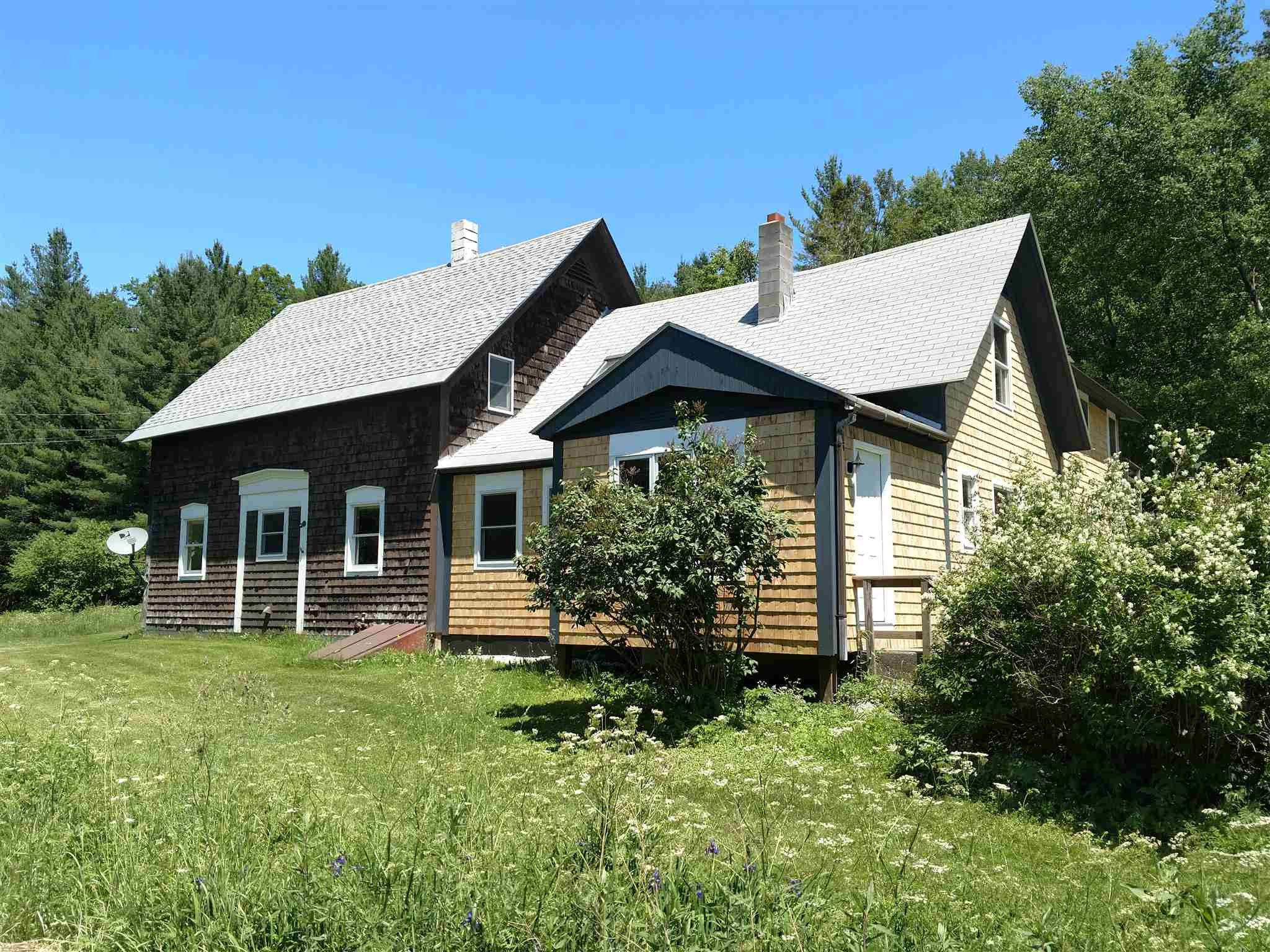 1662 Route 100 Pittsfield VT 05762