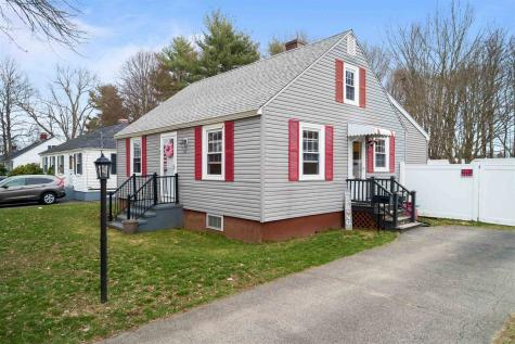 182 Colonial Drive Portsmouth NH 03801