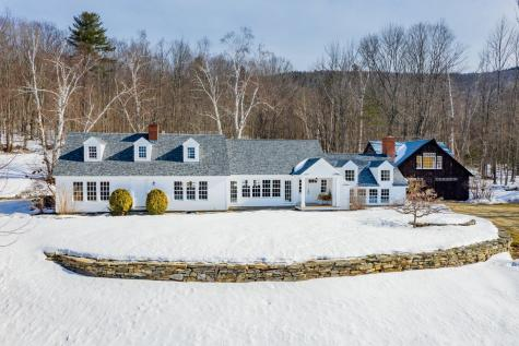 142 Piper Hill Road Weston VT 05161