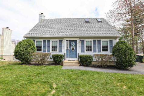 114 Eastwind Drive Manchester NH 03104