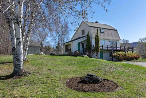 521 Gilcrist Road Stowe VT 05672