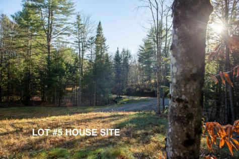 5 Fairway Drive Stowe VT 05672