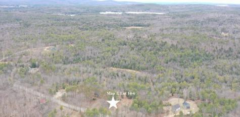Map 1, Lot 14-6 Province Strafford NH 03884