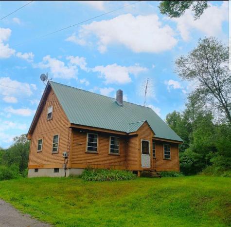 71 Wheeler Camp Road Weathersfield VT 05151