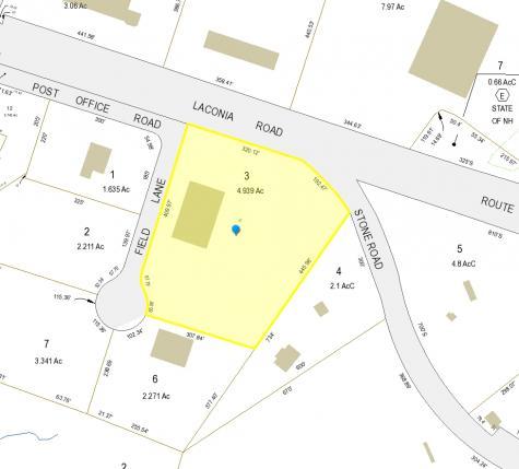 7 Field Lane Belmont NH 03220