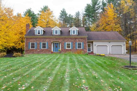 156 Chimney Hill Drive Colchester VT 05446