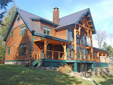 255 Boulder Pass Road Warren VT 05674