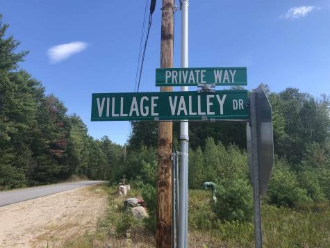 Village Valley Road Wakefield NH 03830
